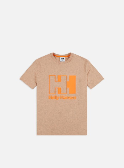 Short Sleeve T-shirts Helly Hansen HH Rubber 2 Logo T-shirt