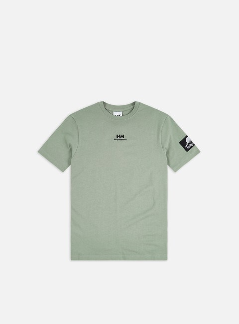Outlet e Saldi T-shirt a Manica Corta Helly Hansen YU Patch T-shirt
