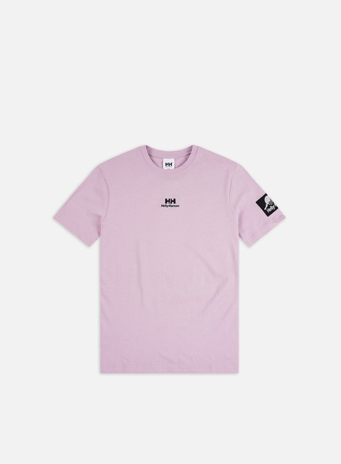 Short Sleeve T-shirts Helly Hansen YU Patch T-shirt