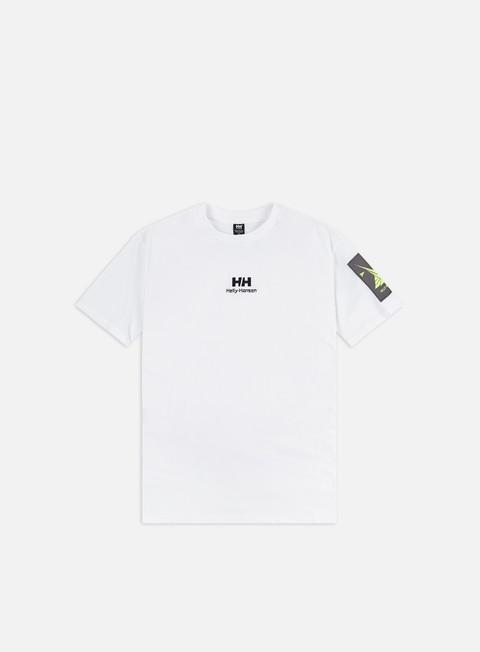 T-shirt a manica corta Helly Hansen YU Twin Logo T-shirt