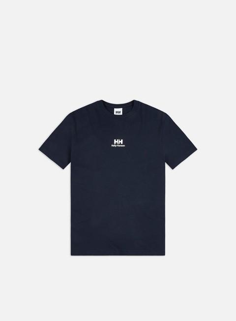 Outlet e Saldi T-shirt a Manica Corta Helly Hansen YU20 Logo T-shirt
