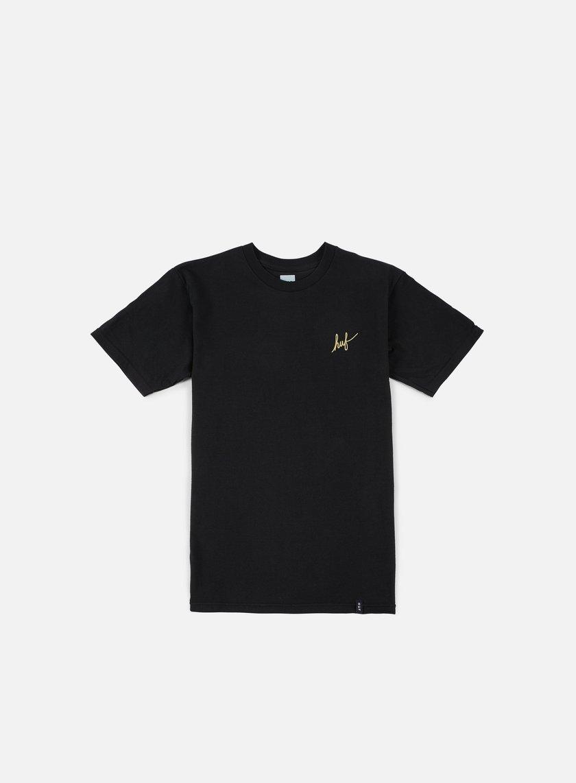 Huf - 24K Classic H T-shirt, Black