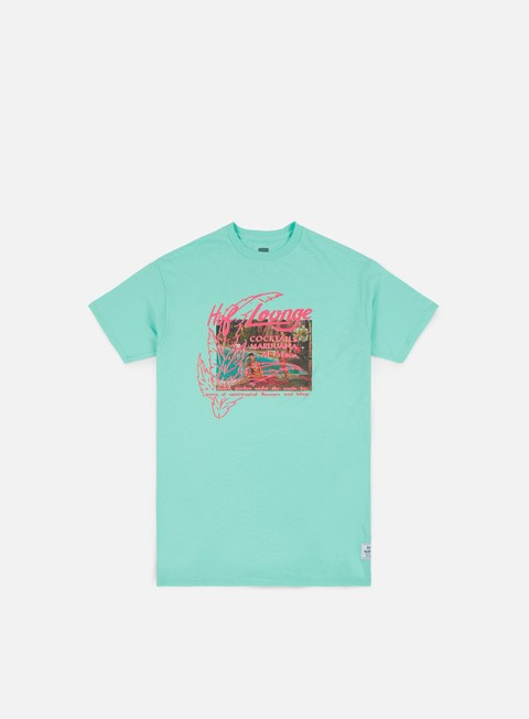 t shirt huf al fresco t shirt mint