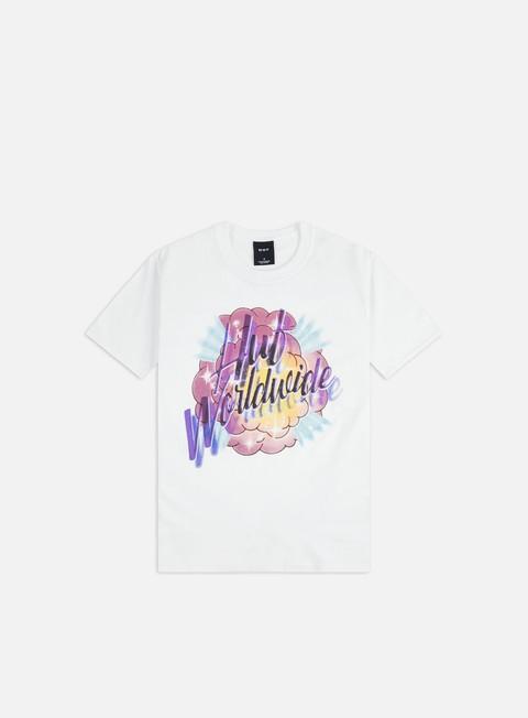 Short Sleeve T-shirts Huf Always & Forever T-shirt