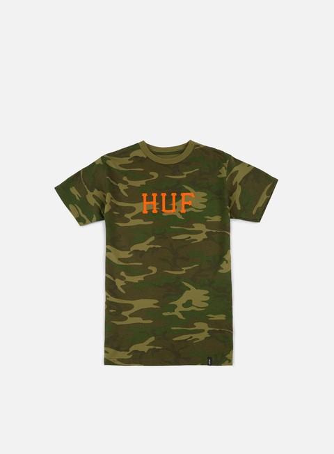 Outlet e Saldi T-shirt a Manica Corta Huf Ambush Classic H T-shirt