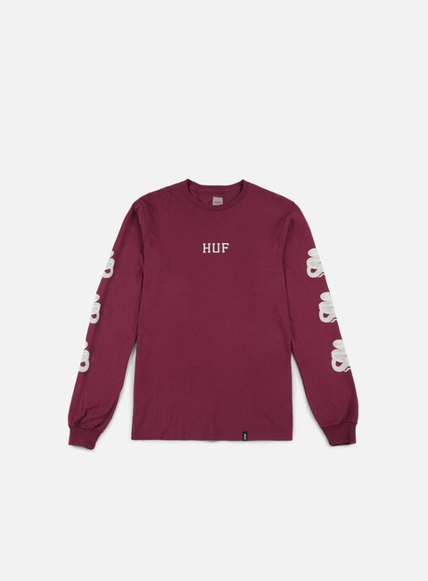 Long Sleeve T-shirts Huf Ambush LS T-shirt