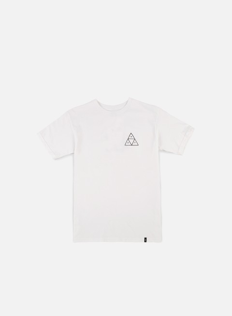 t shirt huf ambush triple triangle t shirt white