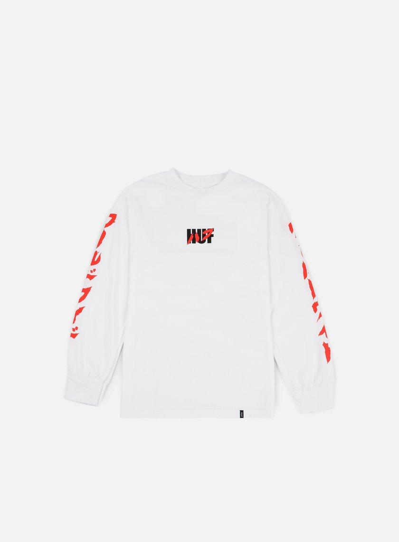 Huf ASA LS T-shirt
