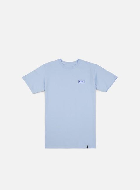 Outlet e Saldi T-shirt a Manica Corta Huf Bar Logo T-shirt