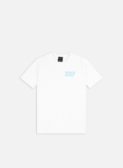 Short sleeve T-shirts Huf Barb Wire Classic H T-shirt