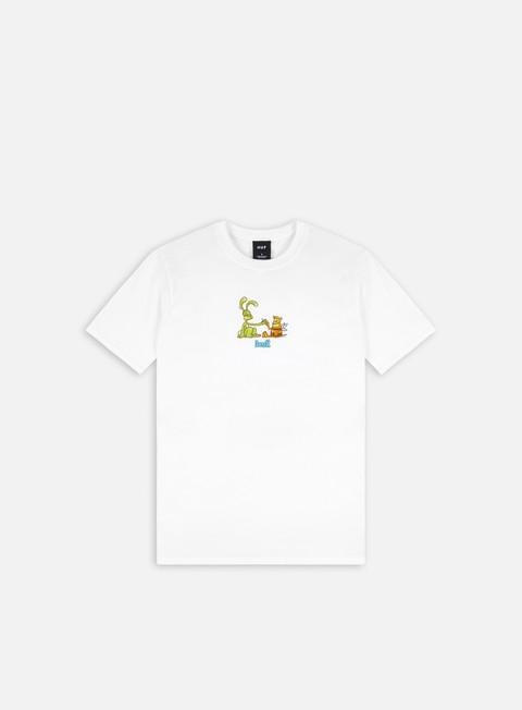 T-shirt a Manica Corta Huf Best Friends T-shirt