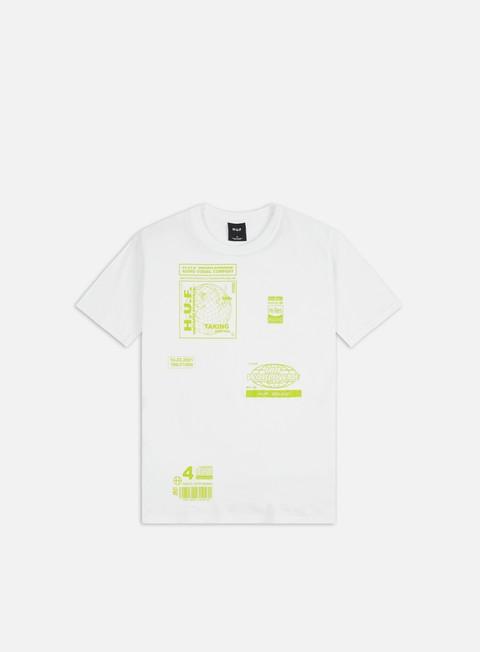 T-shirt a Manica Corta Huf Bit-6 T-shirt