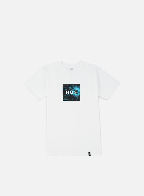 t shirt huf blow up box logo t shirt white