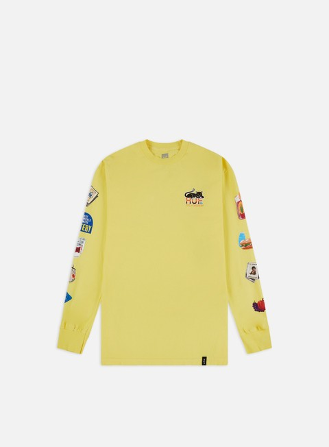 Long Sleeve T-shirts Huf Bodega LS T-shirt