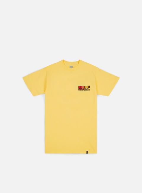 Outlet e Saldi T-shirt a Manica Corta Huf Body Shop T-shirt