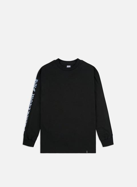 Outlet e Saldi T-shirt a Manica Lunga Huf Bondage LS T-shirt