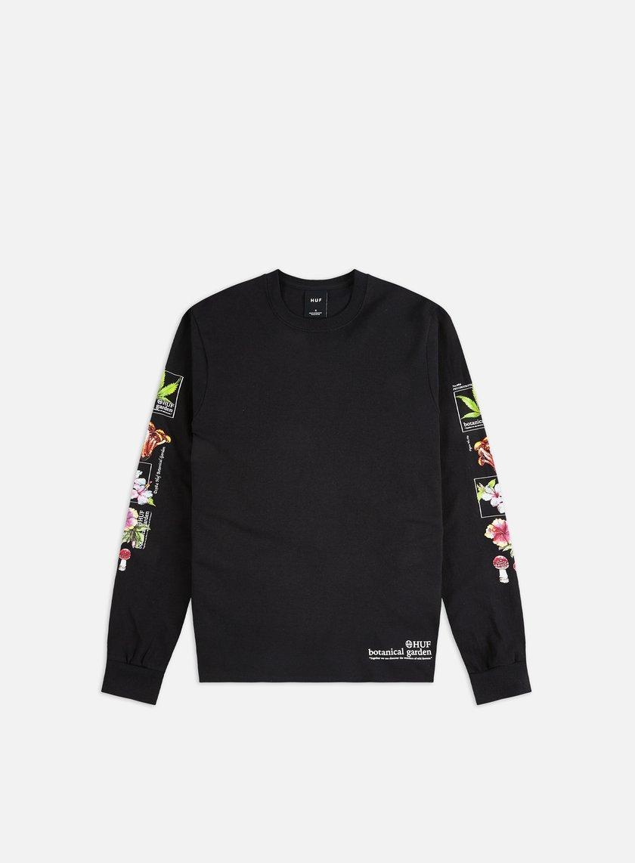 Huf Botanical Garden LS T-shirt