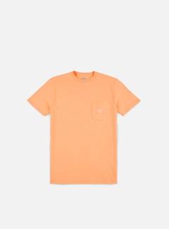 Huf - Box Logo Pocket T-shirt, Peach