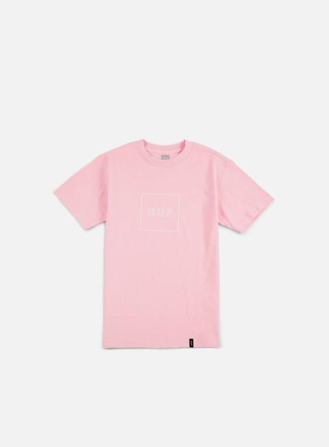 T-shirt a Manica Corta Huf Box Logo Puff T-shirt