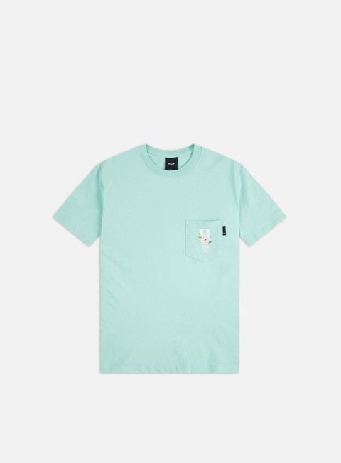 Pocket T-shirts Huf Central Park Pocket T-shirt