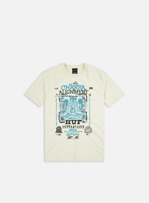 Short sleeve T-shirts Huf Chakra Alignment T-shirt