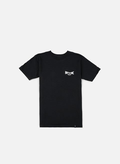 t shirt huf chariots t shirt black