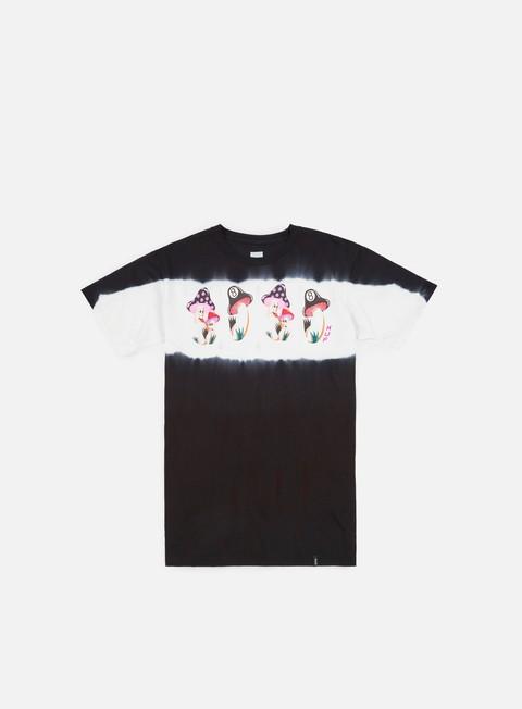 t shirt huf chloe k shroom t shirt black