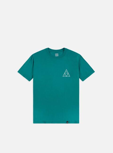 Outlet e Saldi T-shirt a Manica Corta Huf City Rose TT T-shirt