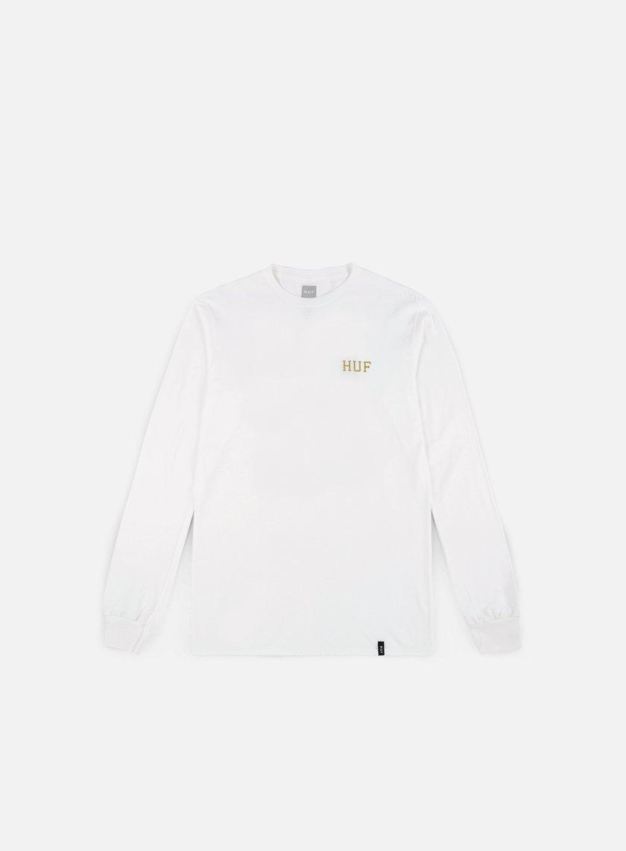 Huf Classic H Glitter LS T-shirt