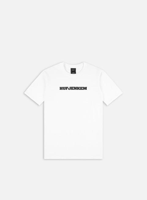 Short sleeve T-shirts Huf Classic T-shirt