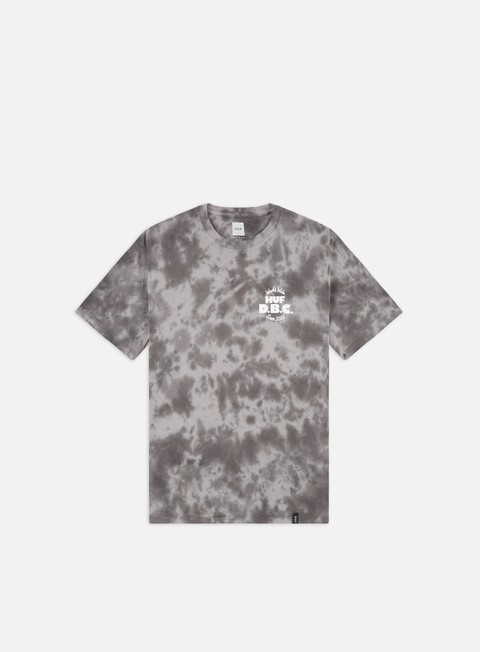 Outlet e Saldi T-shirt a Manica Corta Huf DBC Cotton Candy Wash T-shirt