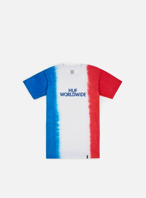 t shirt huf dbc fc france t shirt blue