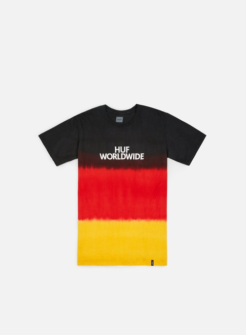 t shirt huf dbc fc germany t shirt yellow