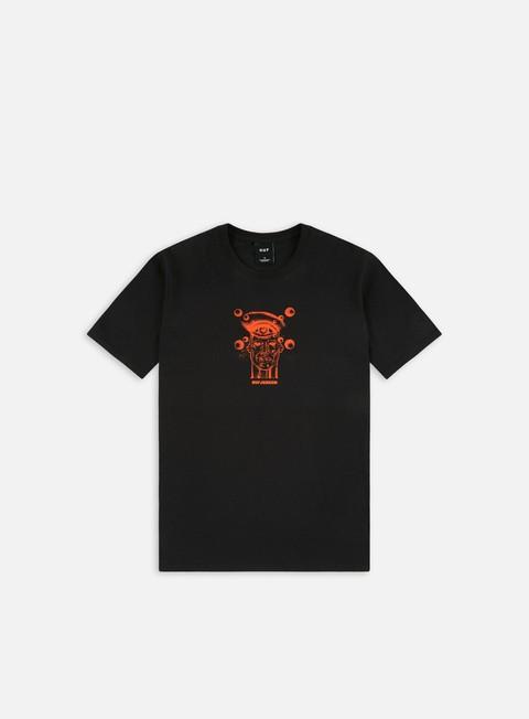 Short sleeve T-shirts Huf Deep Enlightenment T-shirt