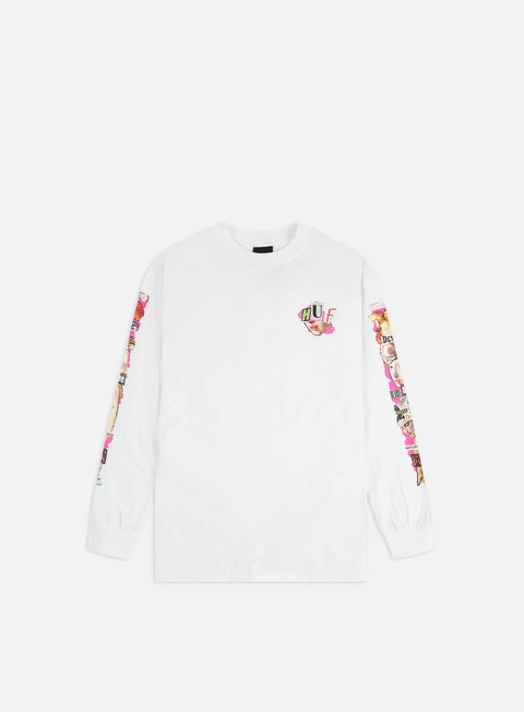 Sale Outlet Long Sleeve T-shirts Huf Desire LS T-shirt
