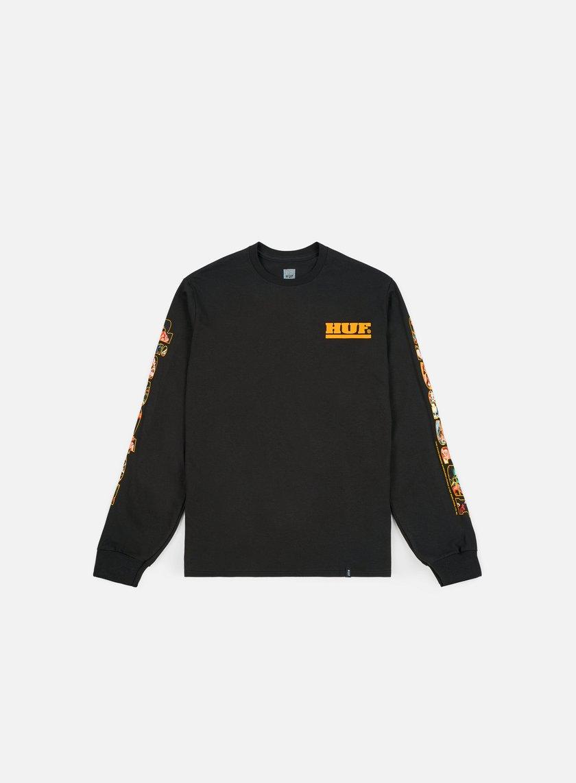 Huf Disaster LS T-shirt