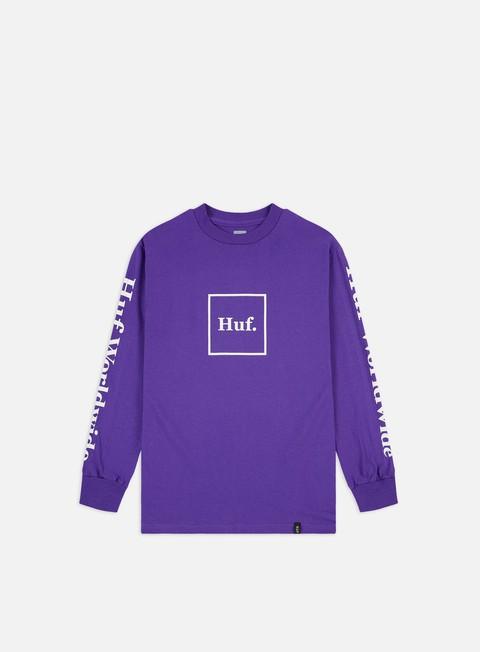 T-shirt a manica lunga Huf Domestic LS T-shirt