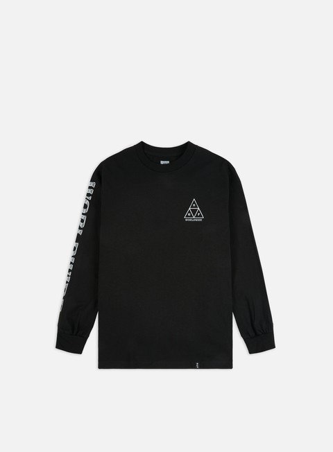 Long Sleeve T-shirts Huf Ember Rose TT LS T-shirt