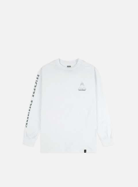 Huf Ember Rose TT LS T-shirt