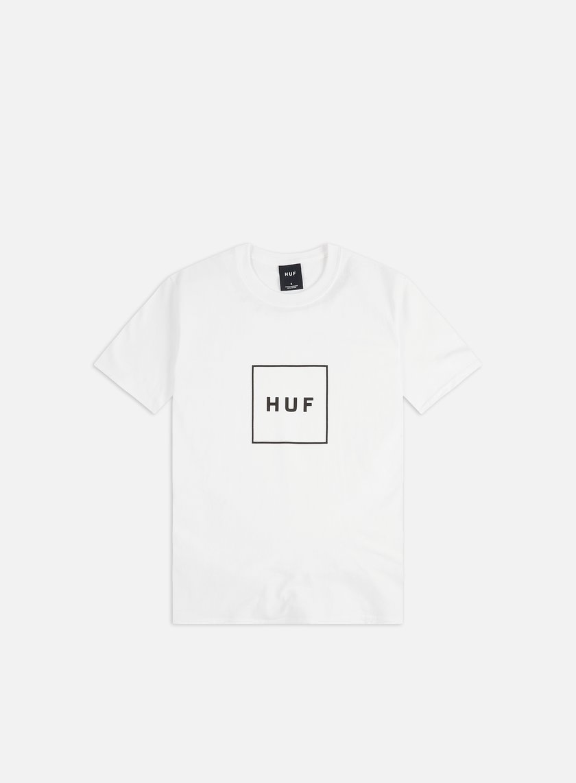 Huf Essentials Box Logo T-shirt