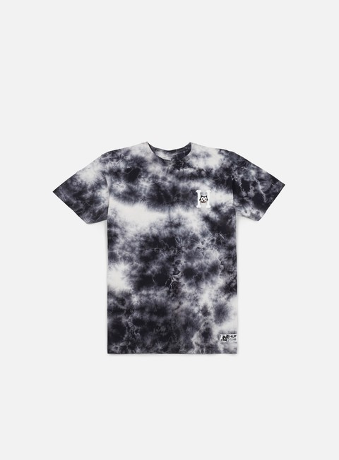 t shirt huf felix classic h wash t shirt grey