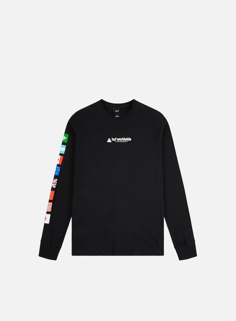 Huf Flag Union LS T-shirt