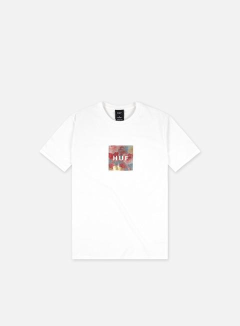 Outlet e Saldi T-shirt a manica corta Huf Foil Flower Box Logo T-shirt
