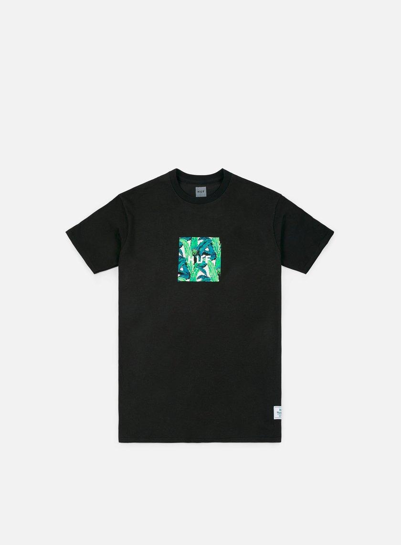 Huf Foliage Box T-shirt