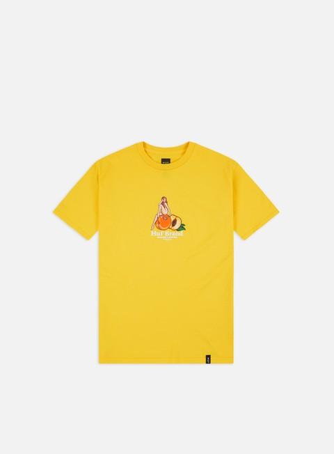 Outlet e Saldi T-shirt a Manica Corta Huf Forbidden Fruit T-shirt