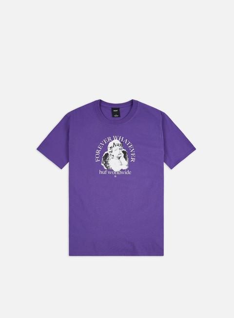 T-shirt a Manica Corta Huf Forever Whatever Omen T-shirt
