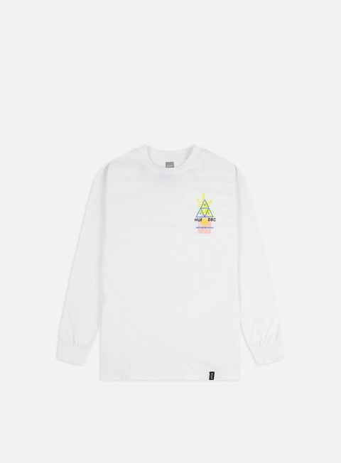 Long Sleeve T-shirts Huf Full Frequency LS T-shirt