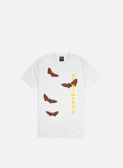Short Sleeve T-shirts Huf Godzilla Mothra T-shirt