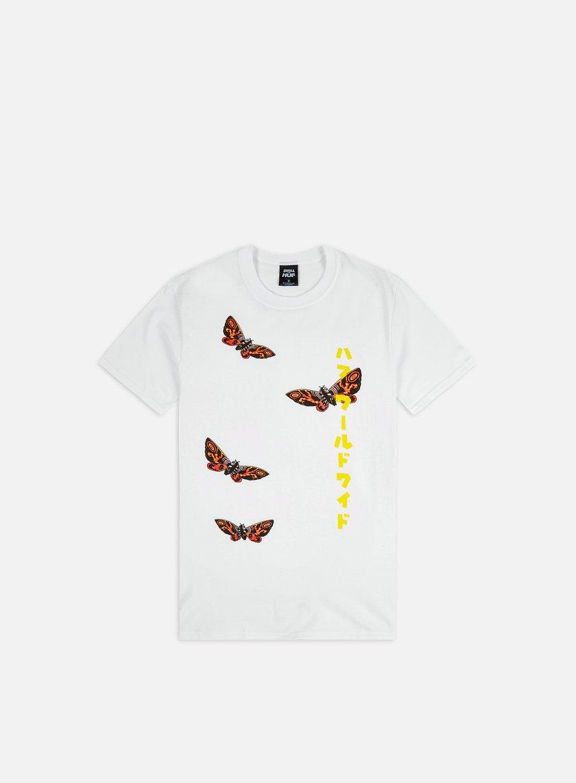 Huf Godzilla Mothra T-shirt