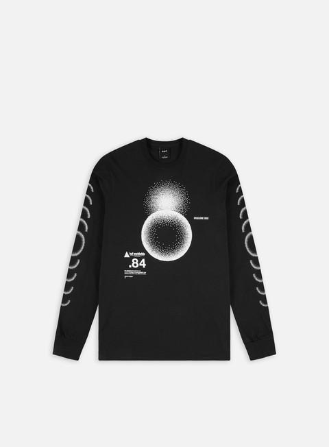 T-shirt a Manica Lunga Huf Ground Control LS T-shirt